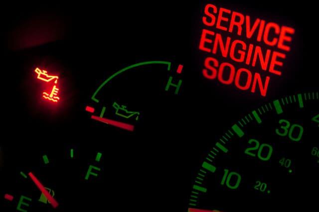 Service-engine-light