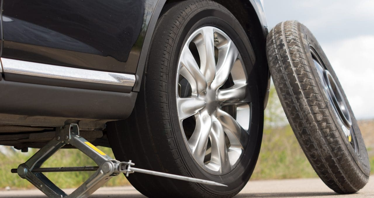 Why Are Some Spare Tires Smaller Than Normal Tires?
