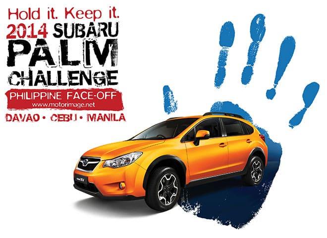 Subaru palm challenge 2014 kicks off