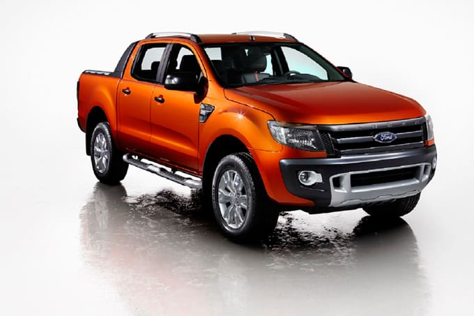 Ford Ranger Wins Truck of the Year 2014- 2015