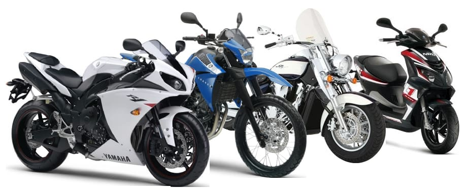 Motorcycle choices online