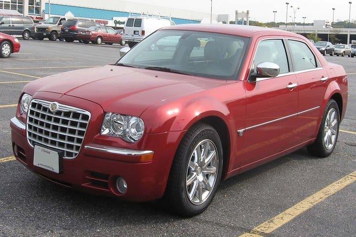 Obama 2005 Chrysler 300C