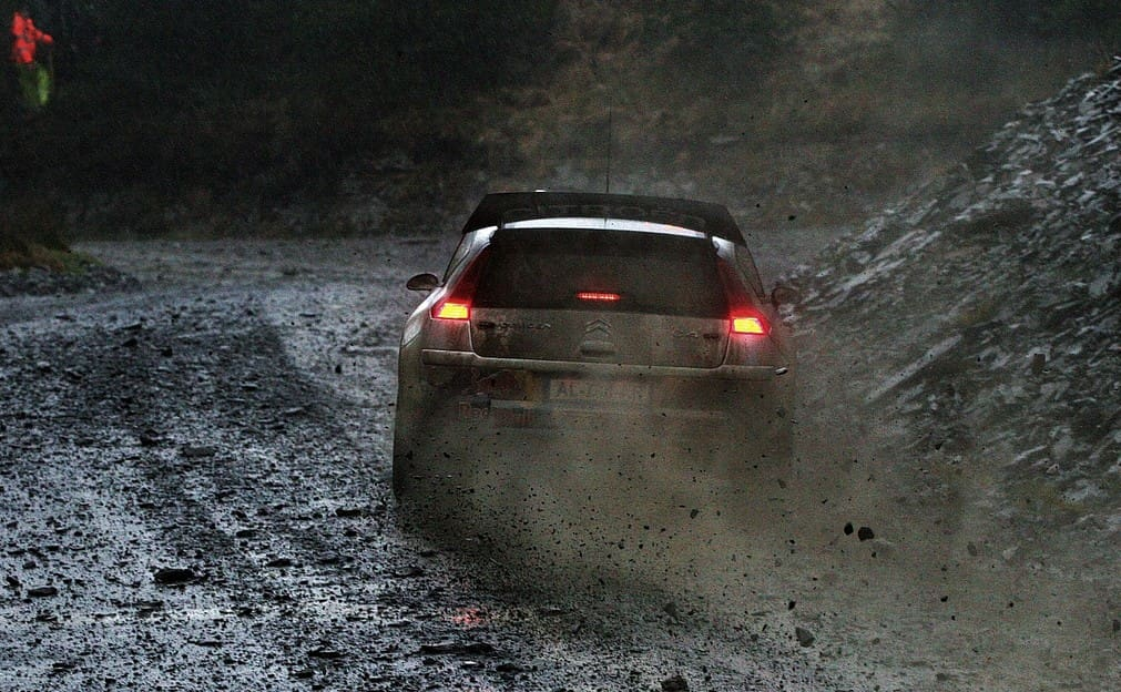 How to survive driving in different weather conditions