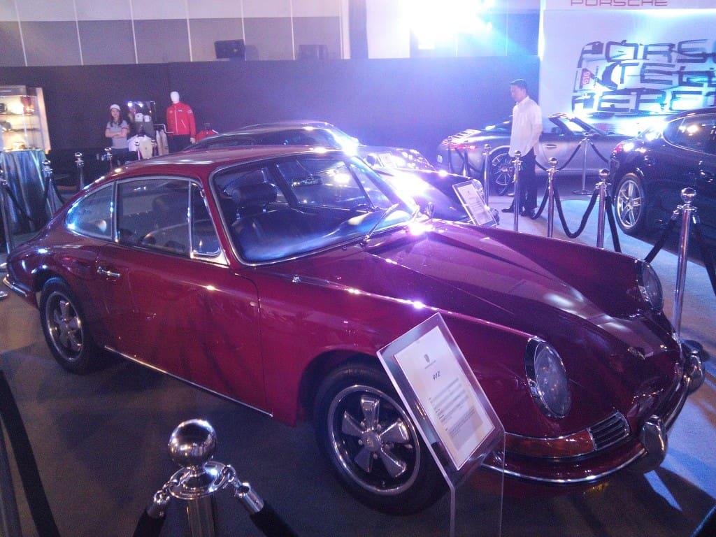 Porsche Vintage 912