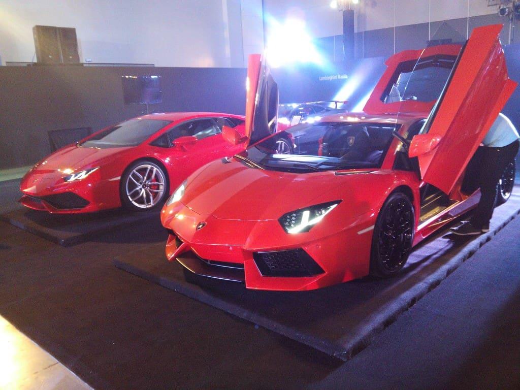 Huracan LP610-4 and Aventador LP700-4