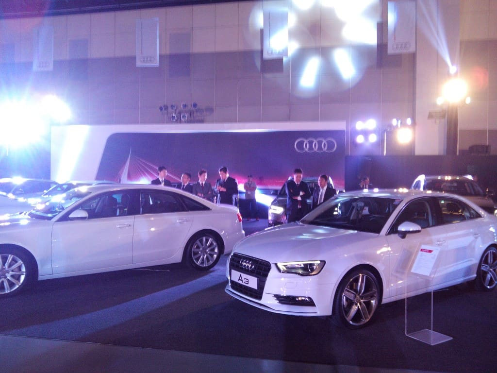 Audi A7 aqnd A3