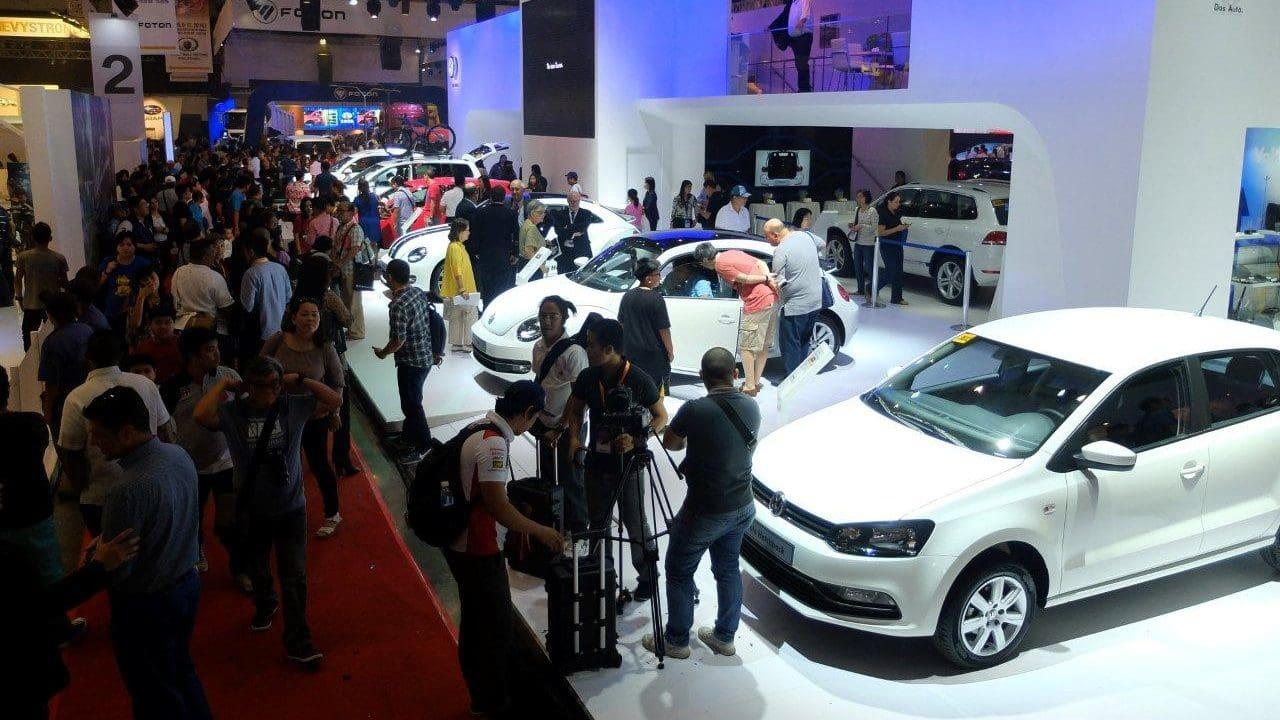 2019 Manila International Auto Show Opens Today