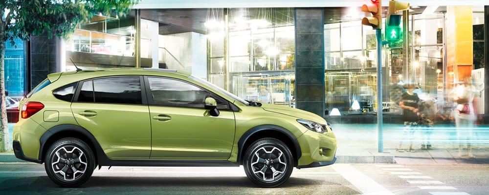 Subaru XV exterior