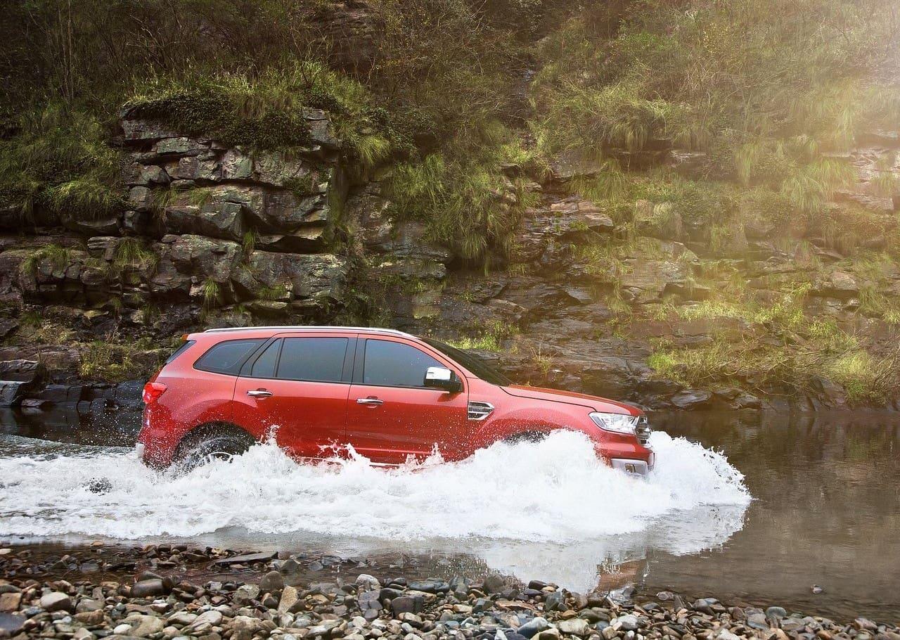 Thirteen 2018 Car Models That Can Pass Through Floods