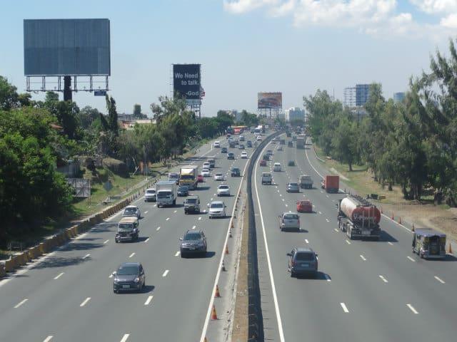 Philippines highway