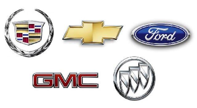 American car brand logos