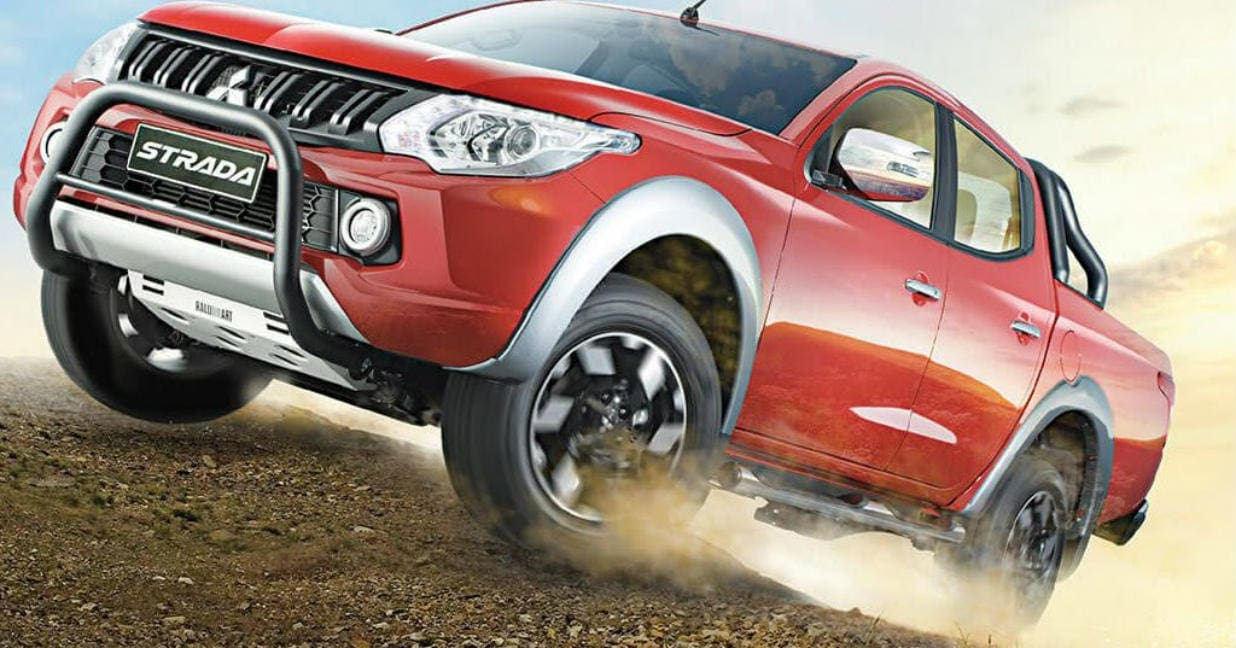 Mitsubishi Gives the 2017 Strada GT a Clean Boost