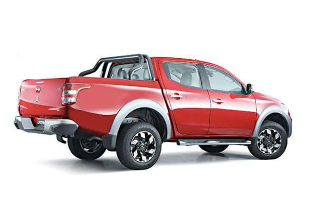 2017 Strada GT profile