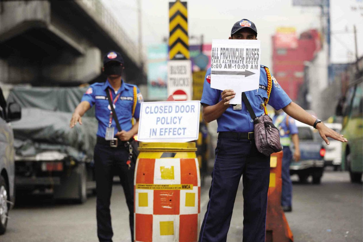 MMDA Traffic Violation Fines