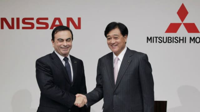 Mitsubishi Renault Nissan