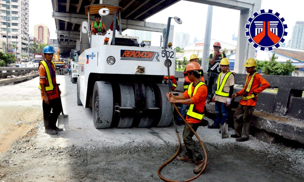DPWH to Conduct Road Reblocking on Valentine's Day Weekend