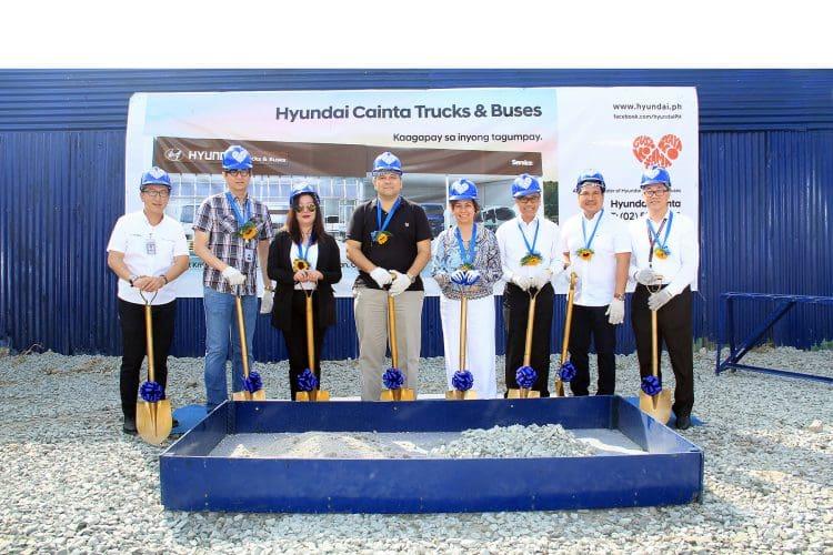 Hyundai Trucks and Buses Cainta