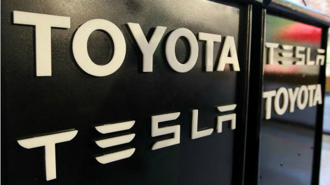 Toyota Cuts Ties with Tesla and Launches Own Electric Car Division