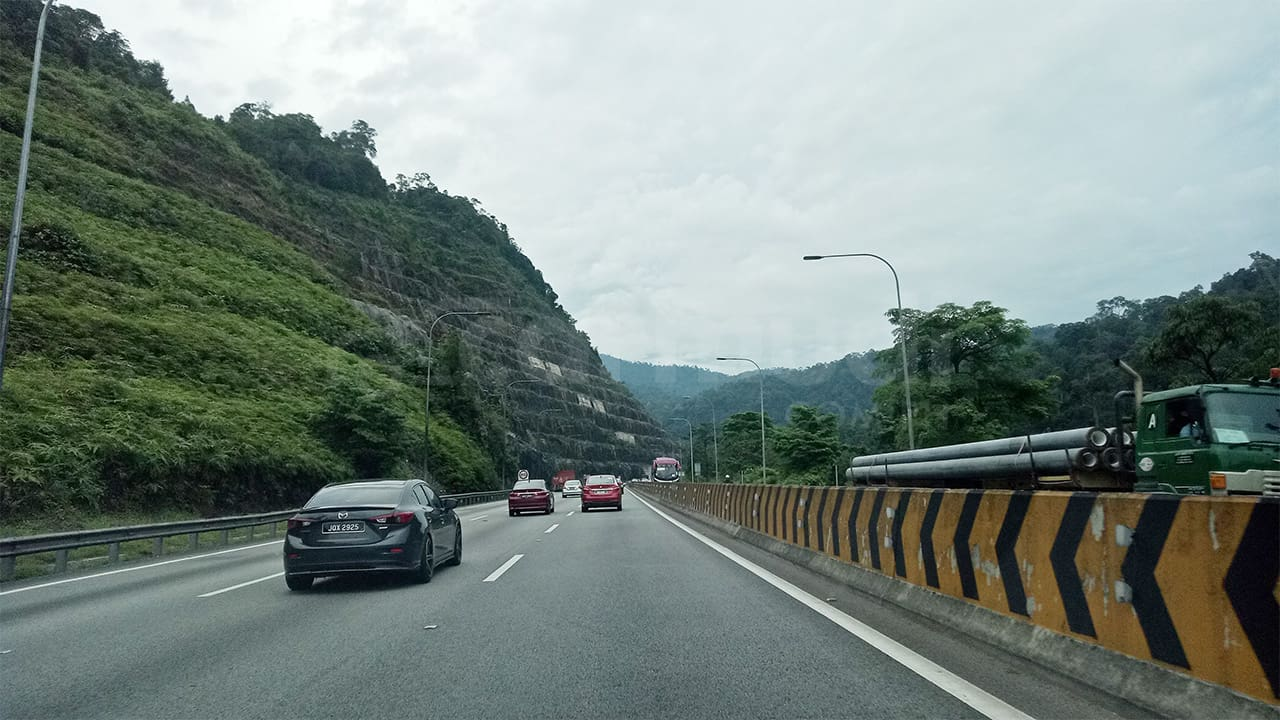 7 Things We Noticed About the Malaysian Expressway System