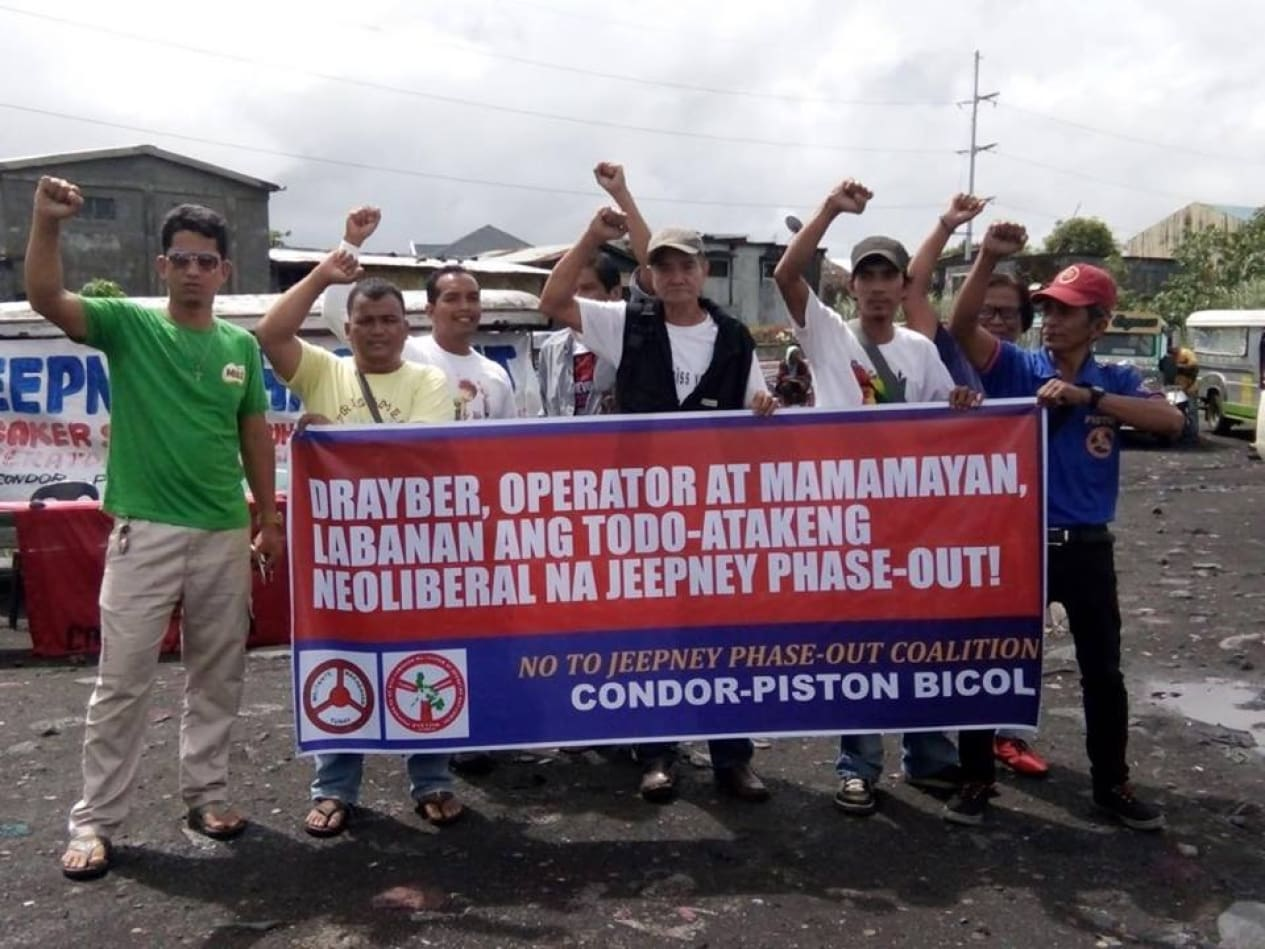 PISTON Warns of Staging the 'Biggest Transport Protest' During the SONA