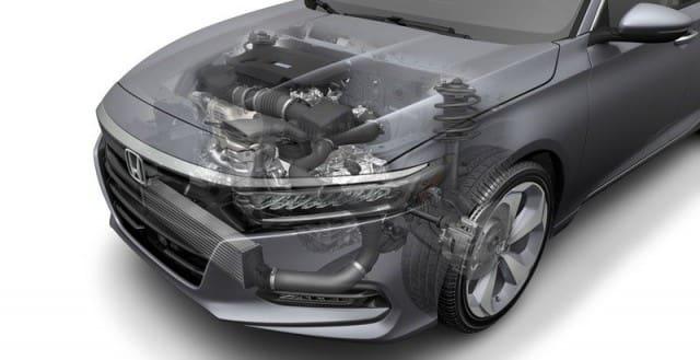 Engine 2018 Honda Accord