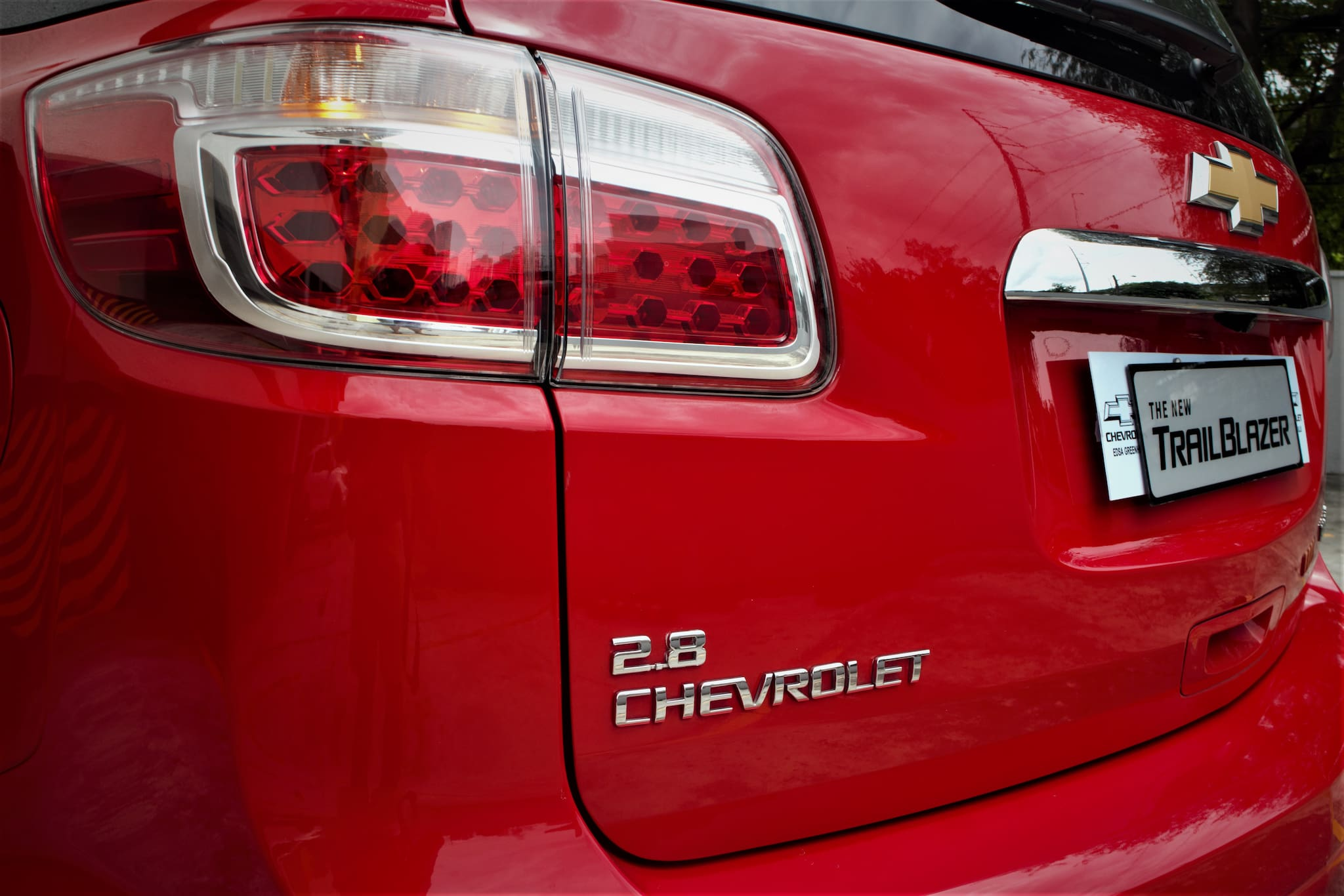 2018 Chevrolet Trailblazer Ltx 4x2 A T Car Reviews