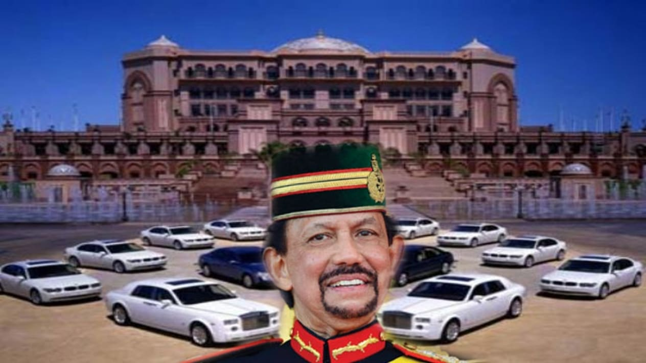 Sultan of Brunei: 11 of His Most Unique and Rare Cars