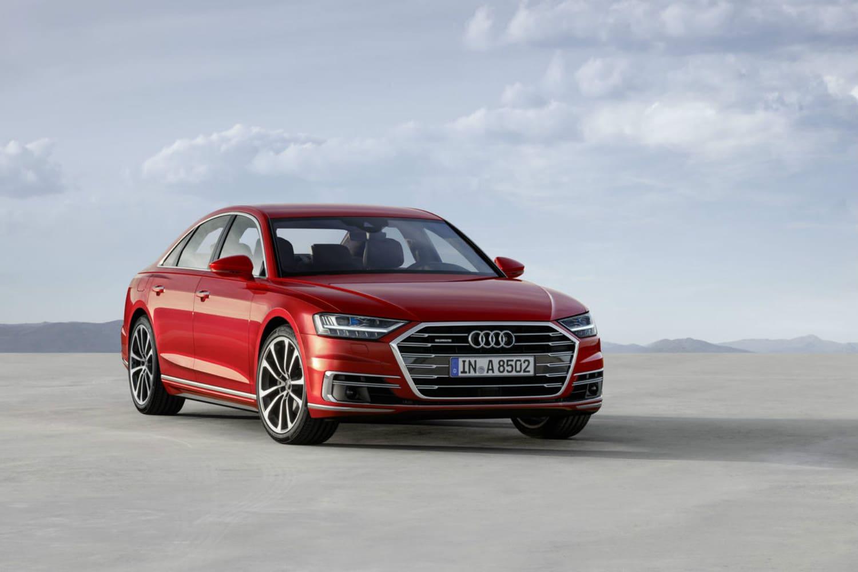 Audi Unleashes Its Most Luxurious Sedan Yet
