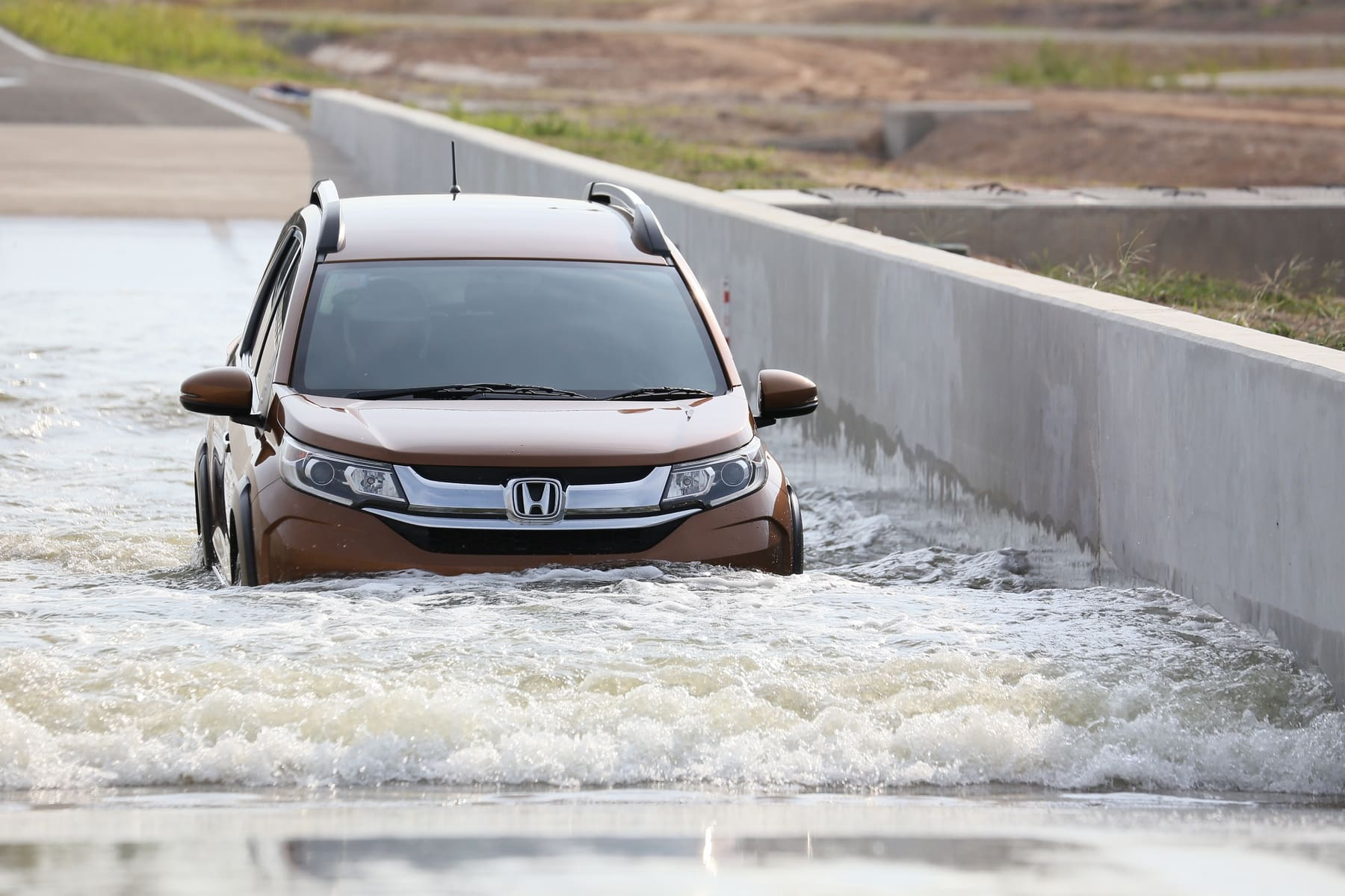 Honda R&D opens Proving Ground in Thailand