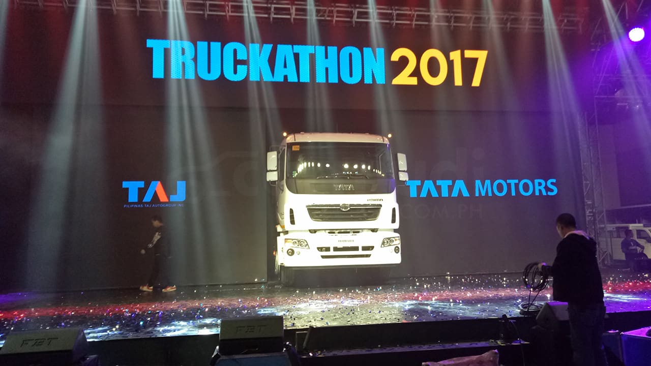 Tata PH Expands Commercial Vehicle Offerings