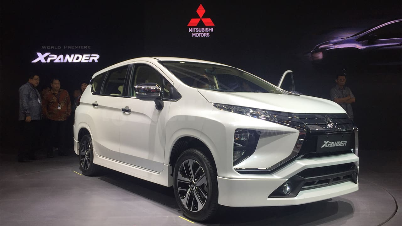 Mitsubishi PH to Stage Xpander Xpo from March 2 to 4
