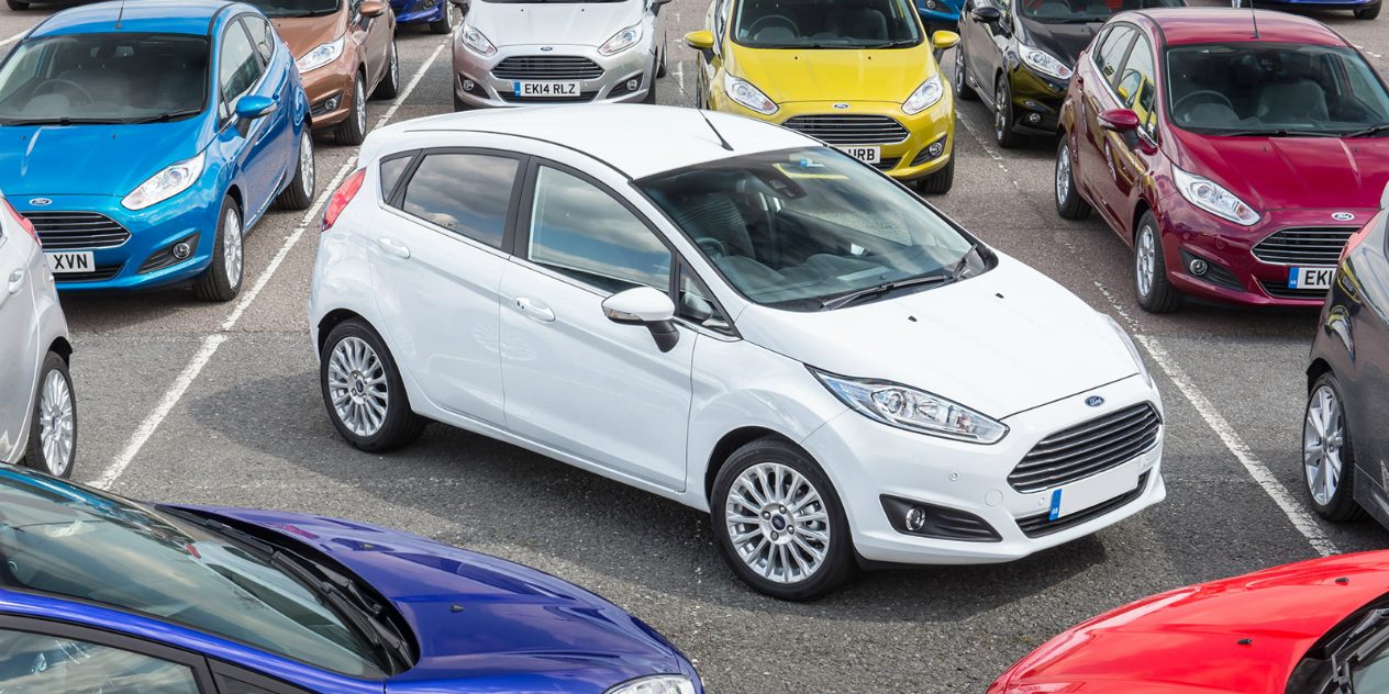 White is Still the Most Popular Car Color in the World
