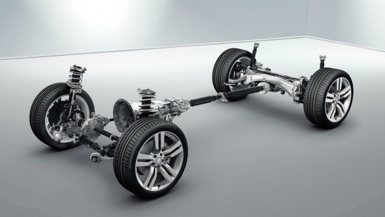 5 Warning Signs of Car Suspension Problems