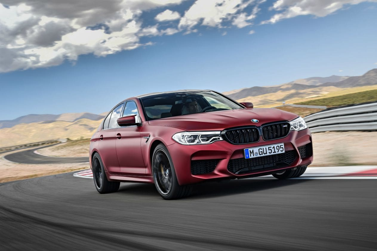 Discover The New BMW M5 Features
