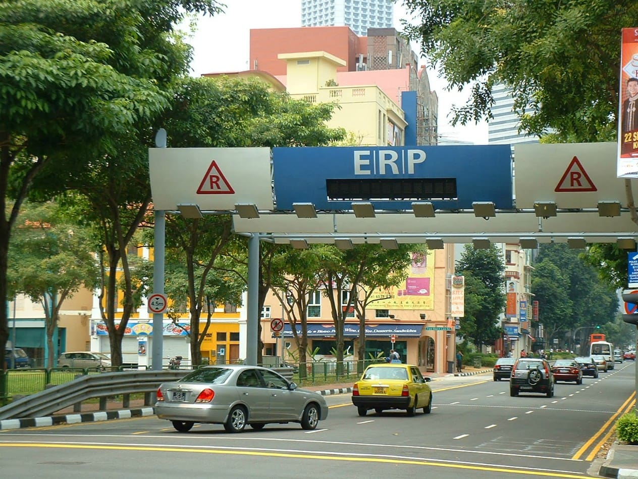 Singapore to Help the Philippines Solve Its Traffic Problem