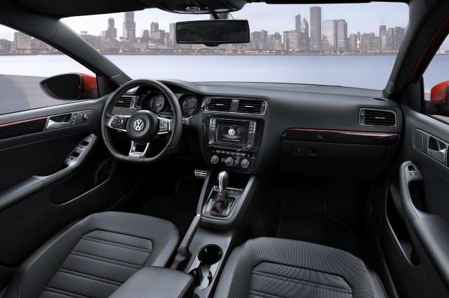 Volkswagen front seats