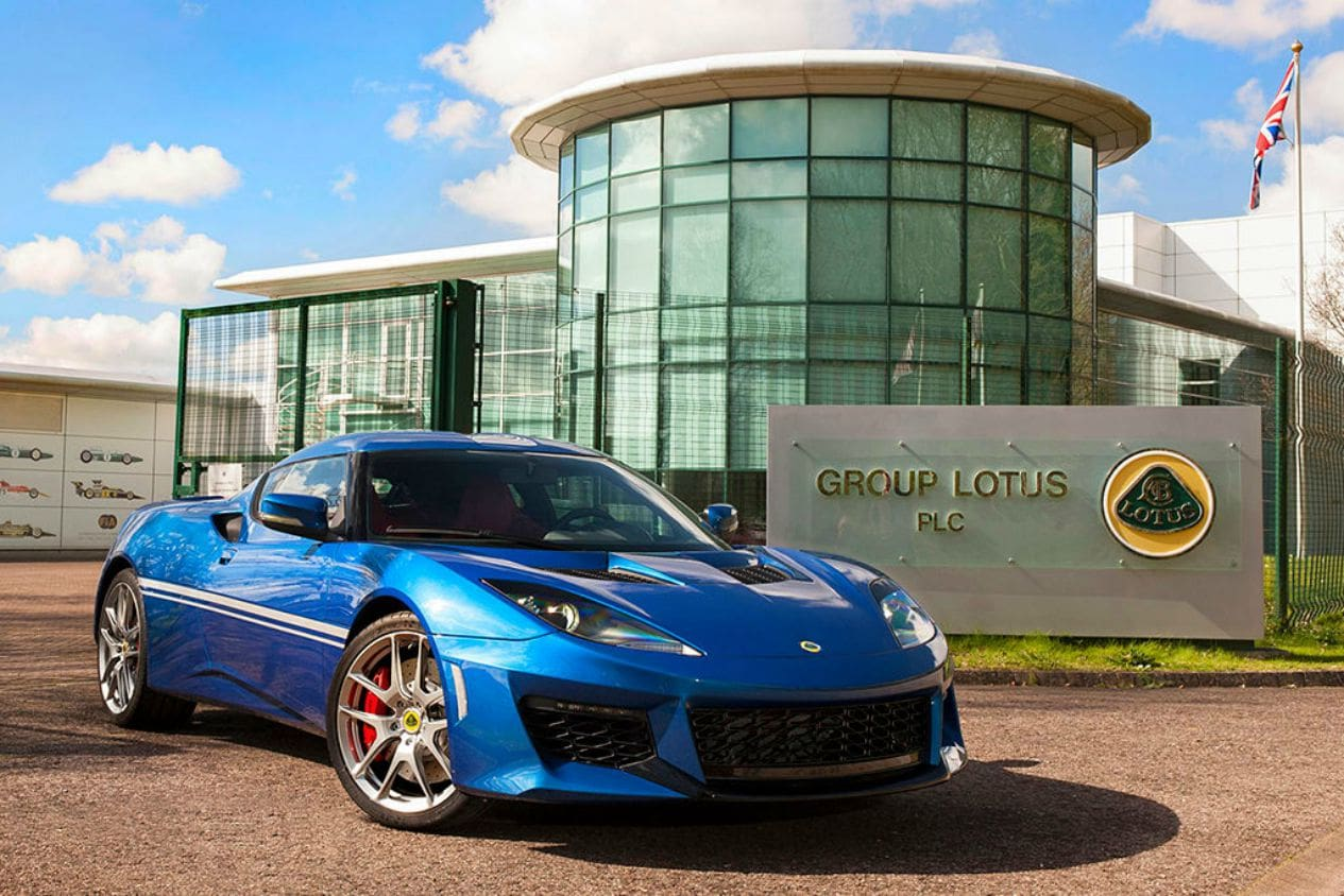 Geely's Majority Stake Deal in Lotus Set to Conclude this Month