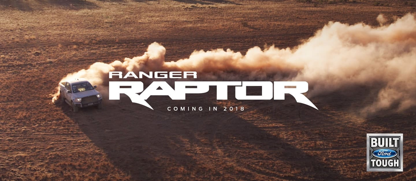 Ford PH Confirms Arrival of High-Performance Ranger Raptor in 2018... Sort Of