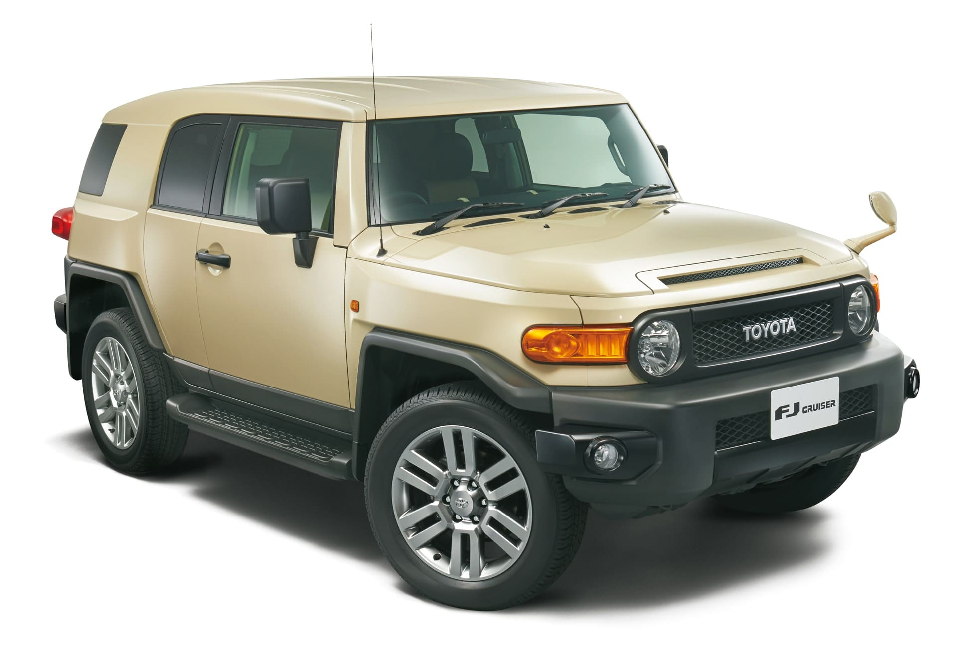 Toyota Confirms Toyota FJ Cruiser's Demise with 'Final Edition' Model