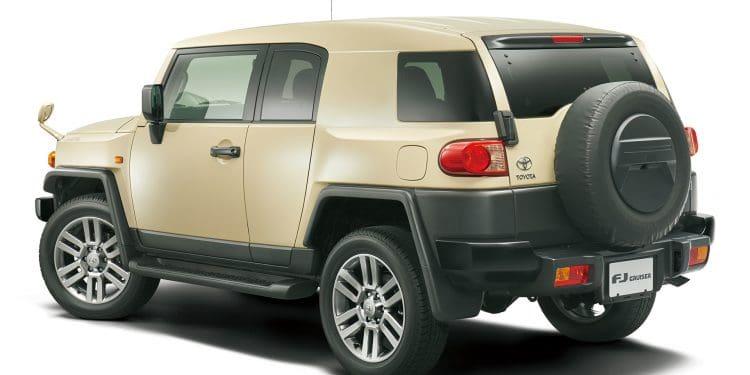 """Toyota FJ Cruiser """"Final Edition"""""""