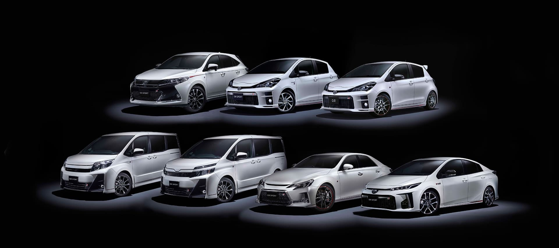 Toyota Levels Up with GR Performance Line