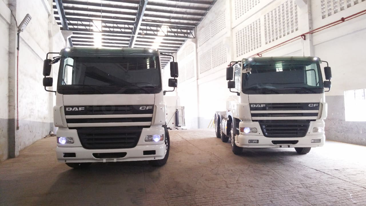 Dutch Truck Brand DAF Enters PH Market Through Pioneer Trucks