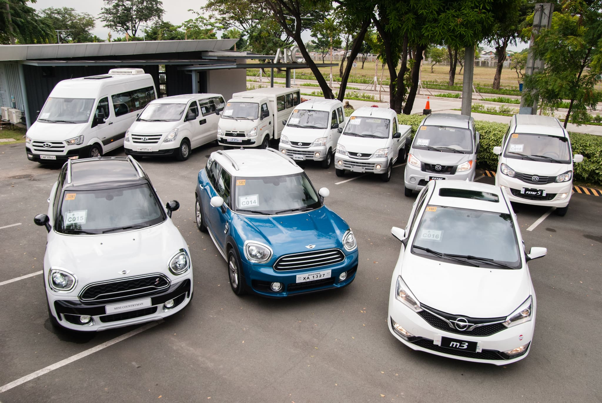 Car Awards Group Wraps Up 2nd Day of Car, Truck of the Year Search