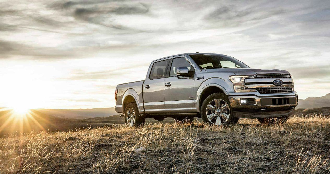 Ford Brags about the Power of the F-150