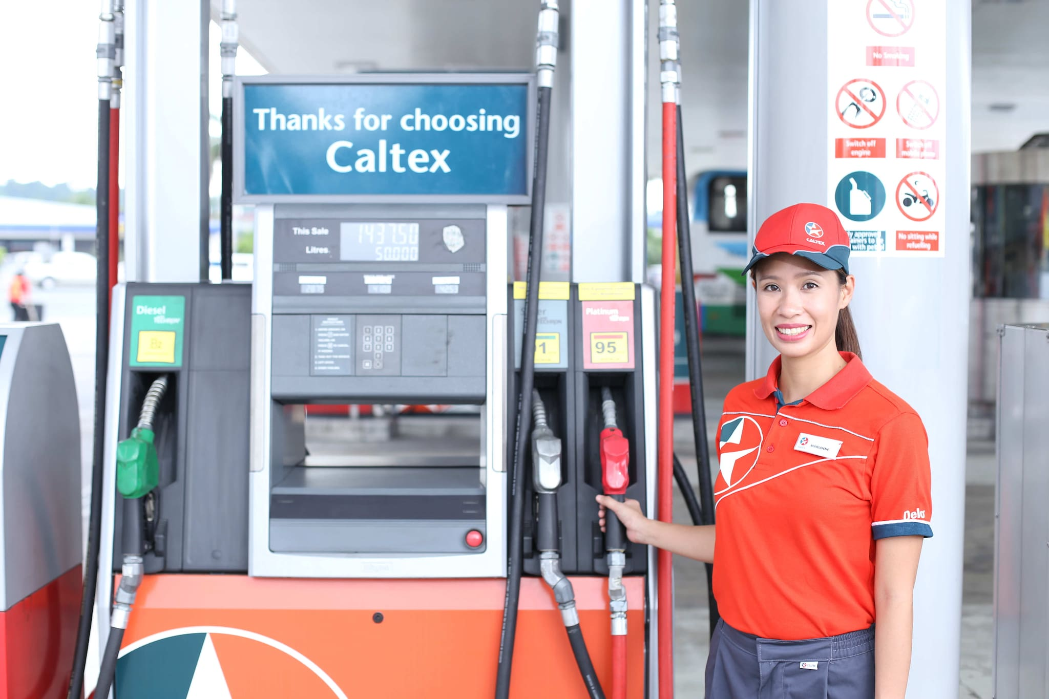 Undas 2017: Caltex to Give Fuel Discounts, Free Vehicle Check-Up, Medical Assistance