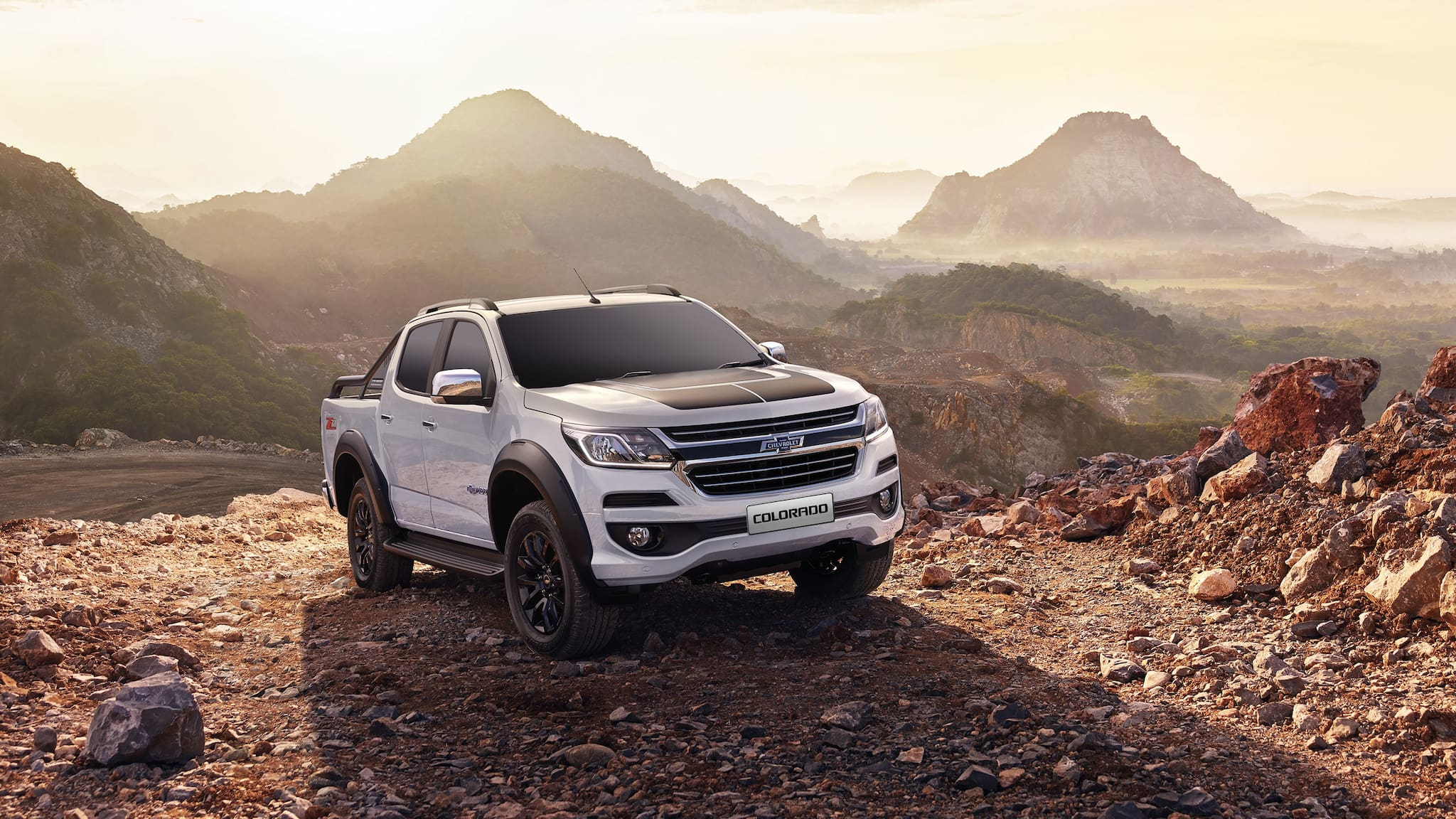 chevrolet celebrates 100th year of trucks with 2018 colorado centennial edition