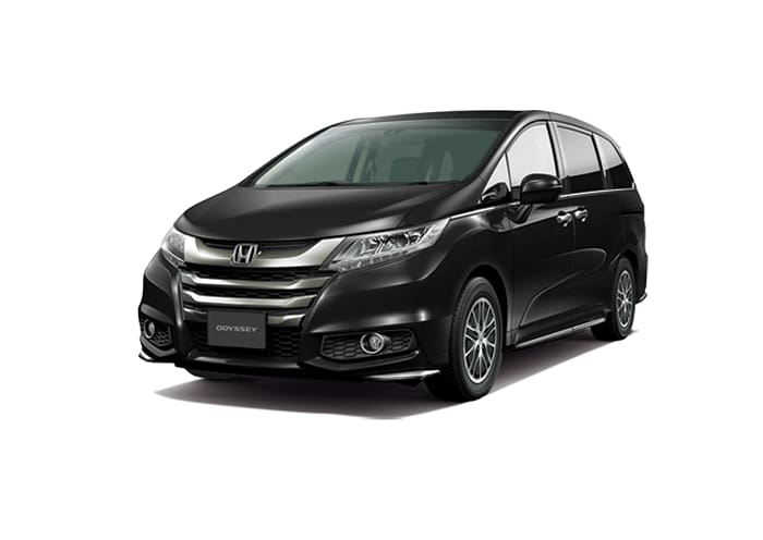 Honda Cars PH Updates Honda Odyssey for 2018