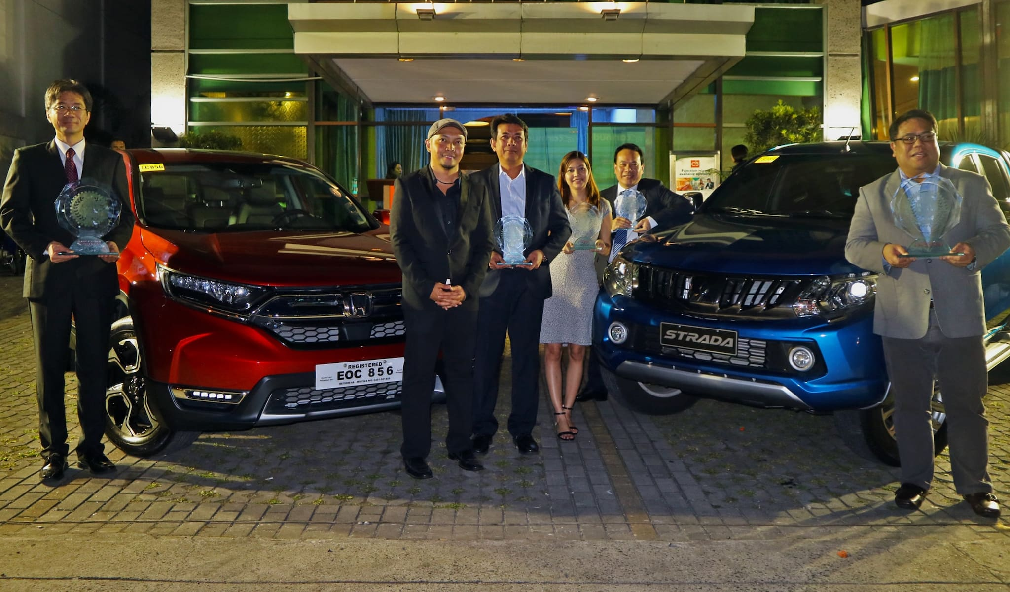 CAGI Names 2017 Car, Truck, Motorcycle of the Year-Philippines