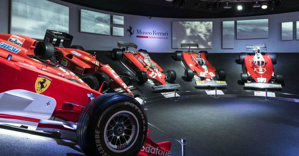 The Ferrari Museums Just Surpassed 500,000 Visitors for the Year