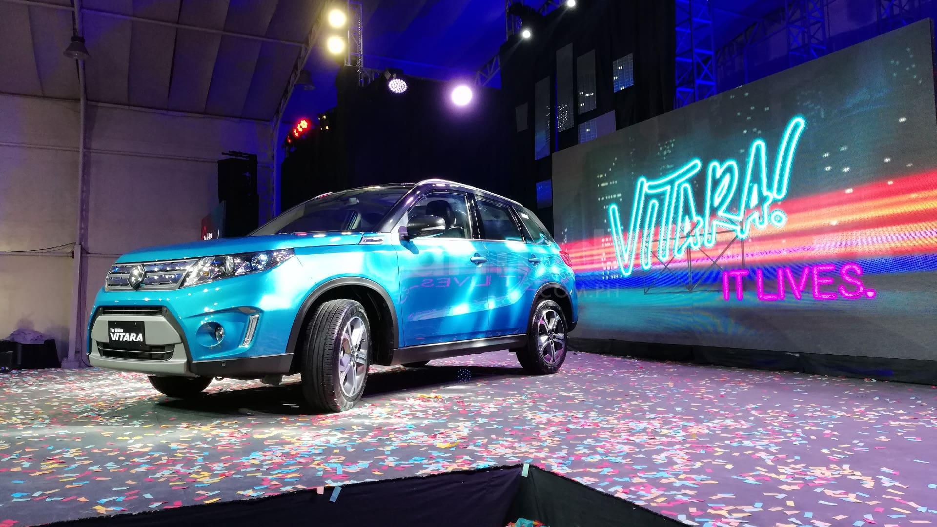 Suzuki PH Finally Launches All-New Suzuki Vitara